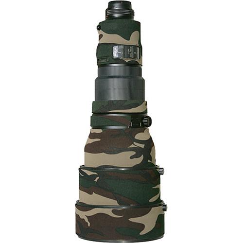 LensCoat Lens Cover For the Nikon 400mm f/2.8 AF-S I Lens (Forest Green)