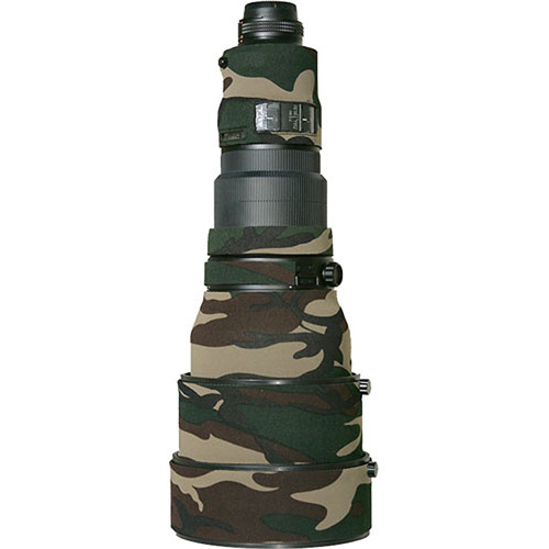 LensCoat Lens Cover for Nikon 400mm f/2.8 AF-S I Lens (Forest Green Camo)