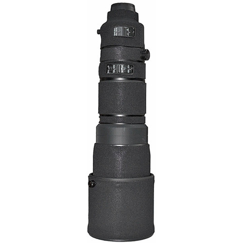 LensCoat Lens Cover For the Nikon 400mm f/2.8 AF-S II Lens (Black)
