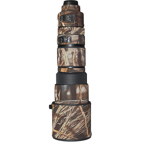 LensCoat Lens Cover for Nikon 400mm f/2.8 AF-S II Lens (Realtree Max4)