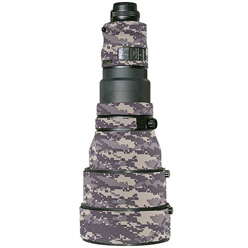 LensCoat Lens Cover for Nikon 400mm f/2.8 AF-S II Lens (Digital Camo)