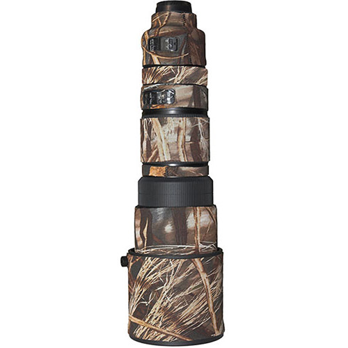 LensCoat Lens Cover For the Nikon 400mm f/2.8 AF-S I Lens (Realtree Max4 HD)