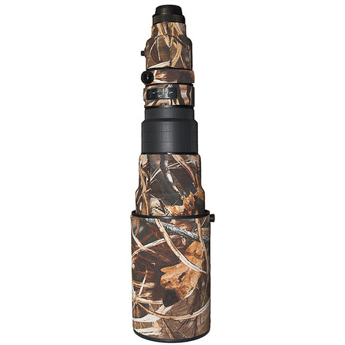 LensCoat Lens Cover For the Nikon 500mm f/4 AF-S I Lens (Realtree Max4 HD)