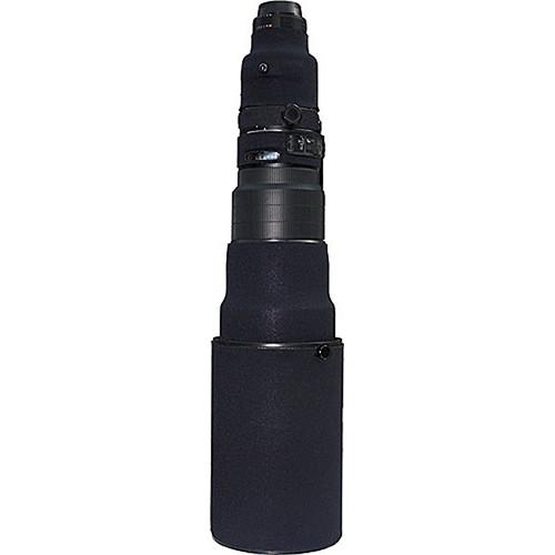 LensCoat Lens Cover For the Nikon 500mm f/4 AF-S II Lens (Black)