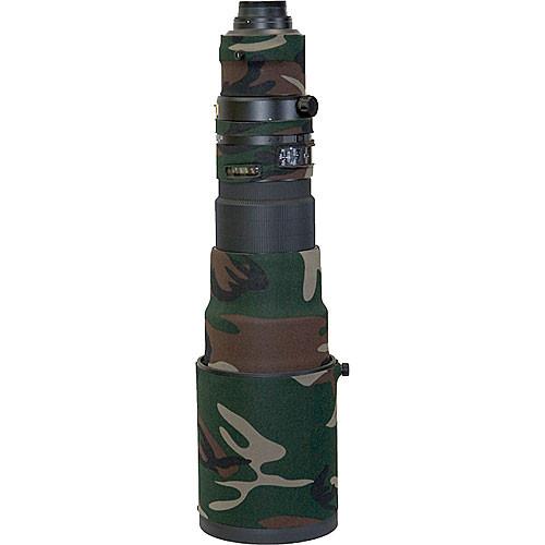 LensCoat Lens Cover For the Nikon AF-S Nikkor 500mm f/4G ED VR II AF Lens (Forest Green)