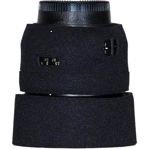 LensCoat Lens Cover for Nikon 50mm f/1.4G AF (Black)