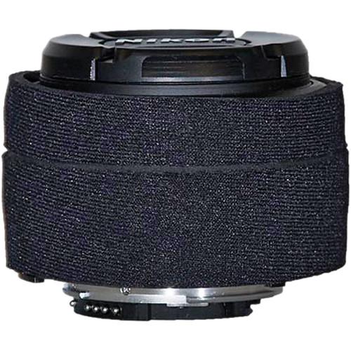 LensCoat Lens Cover for Nikon 50mm f/1.8D AF Lens (Black)