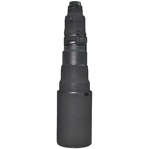 LensCoat Lens Cover For the Nikon 600mm f/4 AF I Lens (Black)