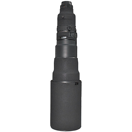 LensCoat Lens Cover for Nikon 600mm f/4 AF-S I Lens (Black)