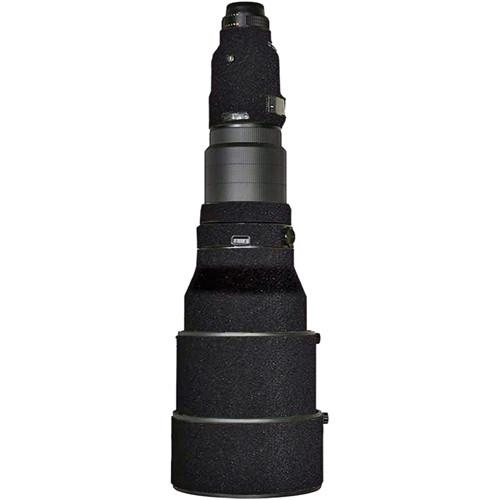 LensCoat Lens Cover for Nikon 600mm f/4 AF-S II Lens (Black)