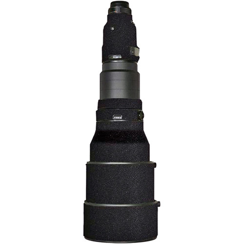 LensCoat Lens Cover for Nikon 600mm f/4 AF-S II Lens (Black)