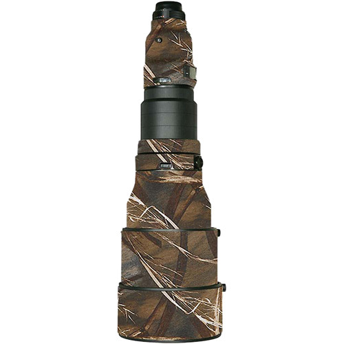 LensCoat Lens Cover for Nikon 600mm f/4 AF-S II Lens (Realtree Max4 HD)