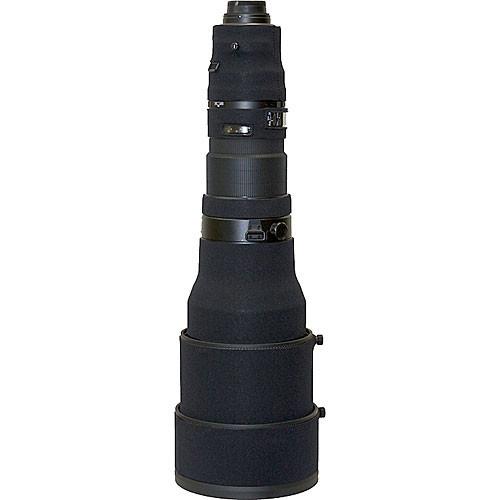 LensCoat Lens Cover For the Nikon AF-S Nikkor 600mm f/4G ED VR AF Lens (Black)