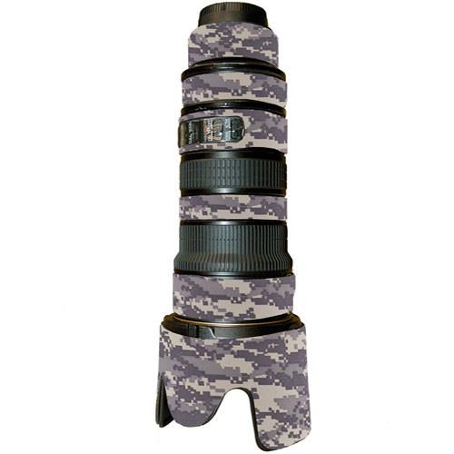 LensCoat Lens Cover For the Nikon AF-S Nikkor 70-200mm f/2.8 VR Lens (Digital Camo)