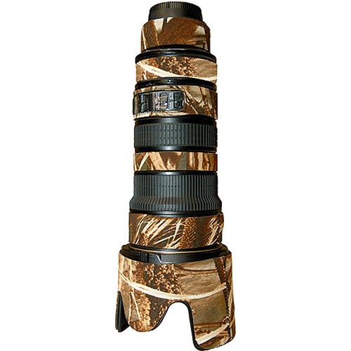 LensCoat Lens Cover For the Nikon AF-S Nikkor 70-200mm f/2.8 VR Lens (Realtree Max4 HD)
