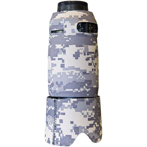 LensCoat Lens Cover for the Nikon 70-300mm f/4-5.6 VR Lens (Digital Army Camo)