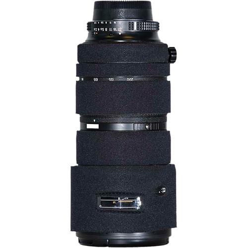 LensCoat Lens Cover for Nikon 80-200mm f/2.8 ED AF-D Lens (Black)
