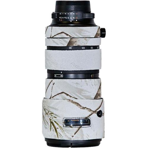 LensCoat Lens Cover for the Nikon 80-200mm f/2.8 ED AF-D Lens (Realtree AP Snow)