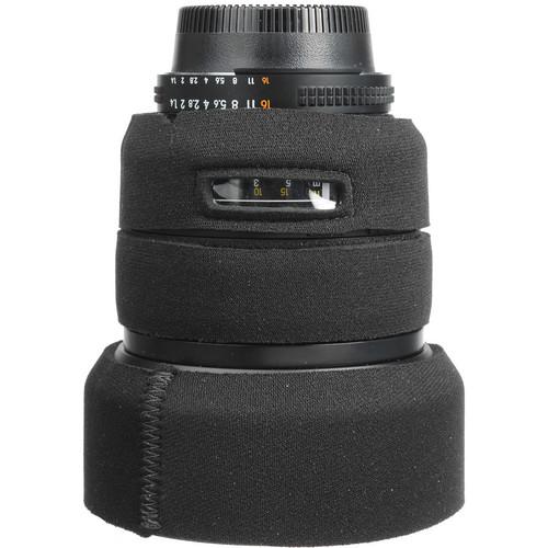 LensCoat Lens Cover For the Nikon 85mm f/1.4 D IF Lens (Black)