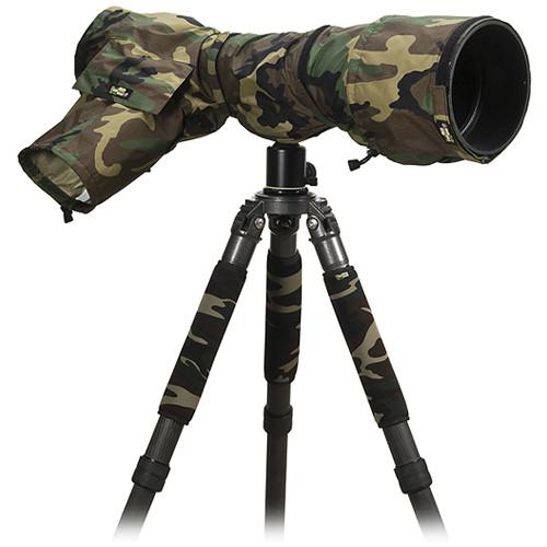 LensCoat RainCoat Pro (Forest Green Camo)