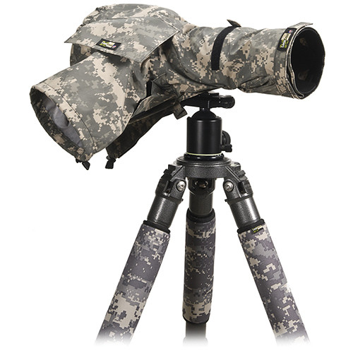 LensCoat RainCoat Standard (Digital Camo)