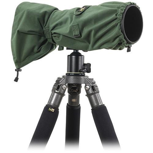 LensCoat RainCoat Rain Sleeve (Large, Green)