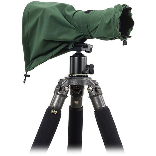 LensCoat RainCoat RS (Rain Sleeve) (Medium, Green)