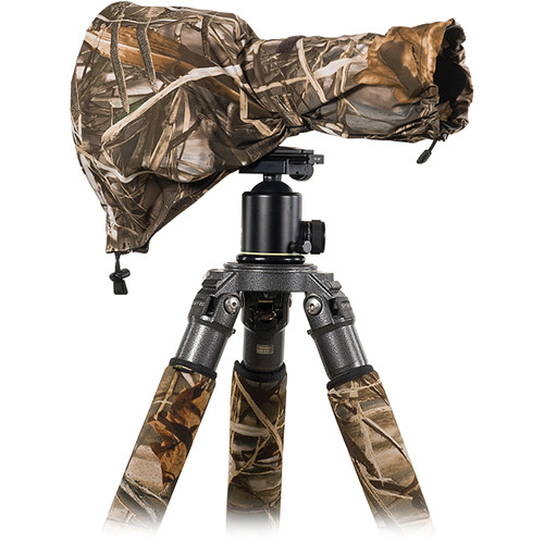 LensCoat RainCoat RS (Rain Sleeve) (Medium, Realtree Max4 HD)