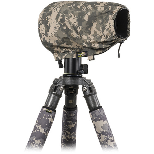 LensCoat RainCoat RS (Rain Sleeve) (Small, Digital Camo)