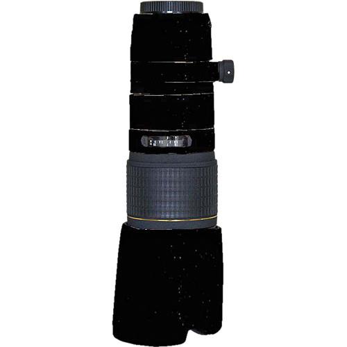 LensCoat Lens Cover for Sigma 100-300mm f/4 EX DG APO HSM Lens (Black)