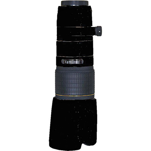 LensCoat Lens Cover for Sigma 100-300mm f/4 EX DG APO HSM Lens (Black)