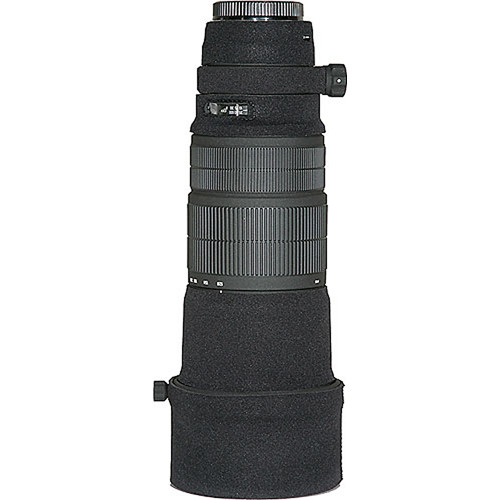 LensCoat Lens Cover for Sigma 120-300mm f/2.8 EX Lens (Black)