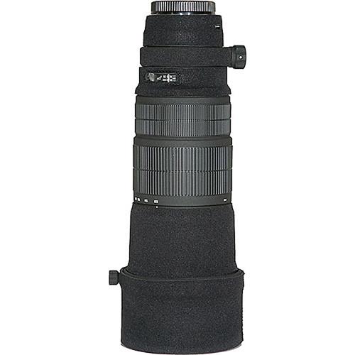 LensCoat Lens Cover for Sigma 120-300mm f/2.8 EX Lens (Black)