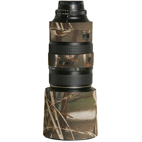 LensCoat Lens Cover for Sigma 120-300mm f/2.8 EX Lens (Realtree Max4 HD)