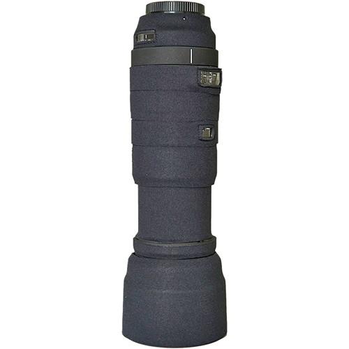 LensCoat Lens Cover For the Sigma 120-400mm DG OS Lens (Black)