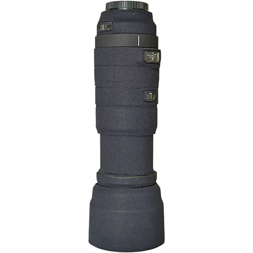 LensCoat Lens Cover For the Sigma 120-400mm DG OS Lens (Black)