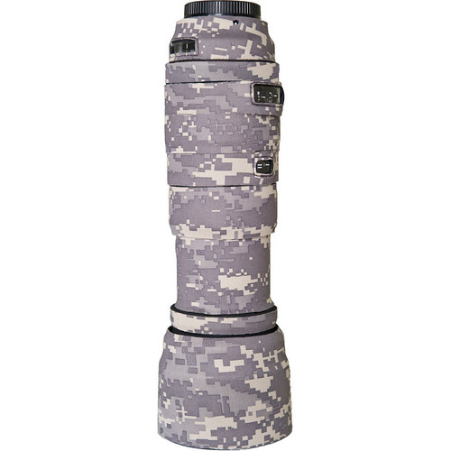 LensCoat Lens Cover For the Sigma 120-400mm DG OS Lens (Digital Army Camo)