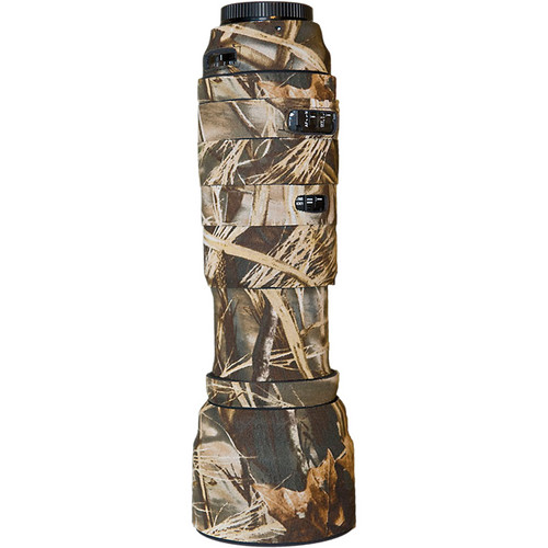 LensCoat Lens Cover For the Sigma 120-400mm DG OS Lens (Realtree Max4 HD)