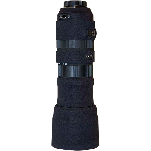LensCoat Lens Cover For the Sigma 150-500mm f/5.6-6.3 DG OS HSM APO Lens (Black)