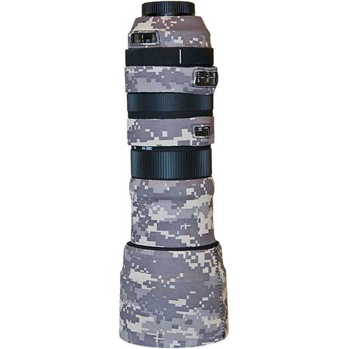 LensCoat Lens Cover For the Sigma 150-500mm f/5.6-6.3 DG OS HSM APO Lens (Digital Army Camo)