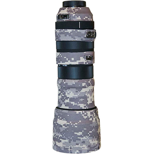 LensCoat Lens Cover For the Sigma 150-500mm f/5.6-6.3 DG OS HSM APO Lens (Digital Army Camo)