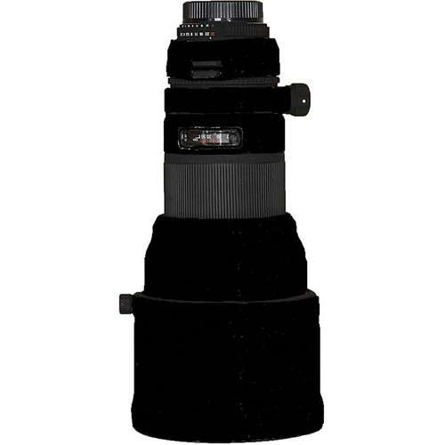 LensCoat Lens Cover for Sigma 300mm f/2.8 APO DG Lens (Black)