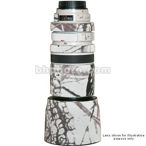LensCoat Lens Cover for Sigma 50-500mm Lens (Realtree AP Snow)