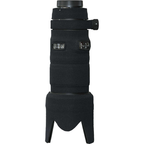 LensCoat Lens Cover for the Sigma 70-200 2.8 DG OS AF Lens (Black)