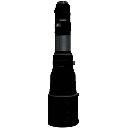 LensCoat Lens Cover for the Sigma 800mm f/5.6 Lens (Black)
