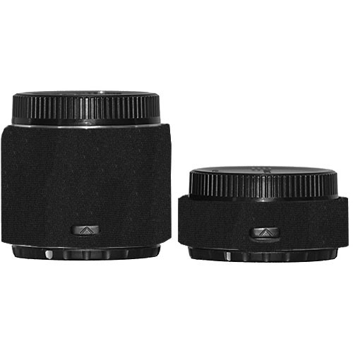LensCoat Lens Covers for the Sigma Extender Set (Black)