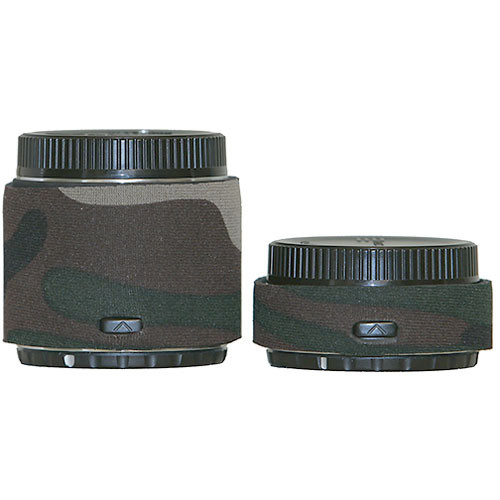LensCoat Lens Covers for the Sigma Extender Set (Forest Green)