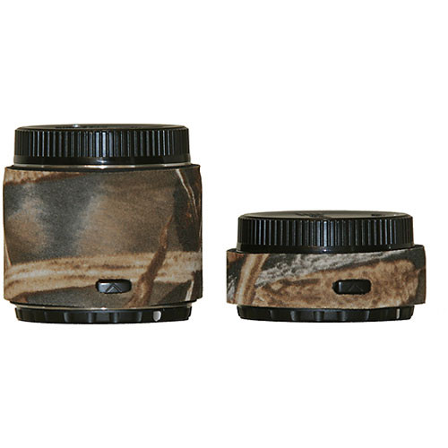 LensCoat Lens Covers for the Sigma Extender Set (Realtree Max4)