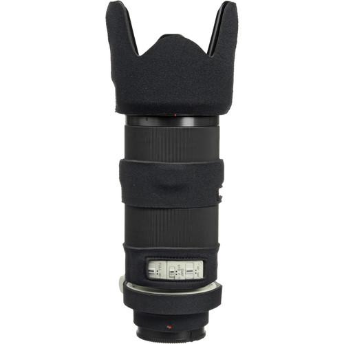 LensCoat Lens Cover for the Sony 70-200mm f/2.8 Lens (Black)