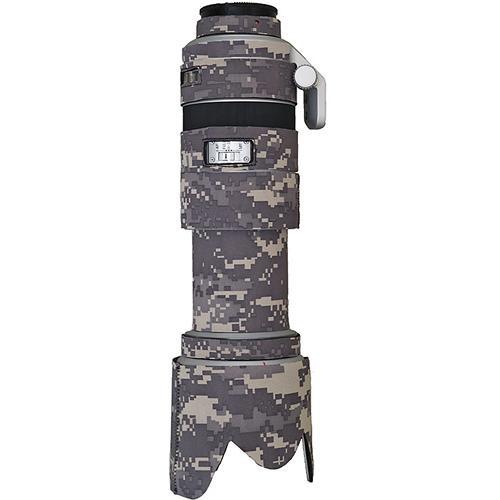 LensCoat Lens Cover For the Sony SAL-70400G 70-400mm f/4.0-5.6 G SSM Lens (Digital Camo)